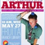 Amazing Arthur FRUITA