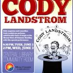 Cody Landstrom 2015