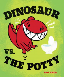 Dino vs potty