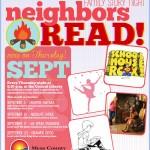 Neighbors Read September 2015