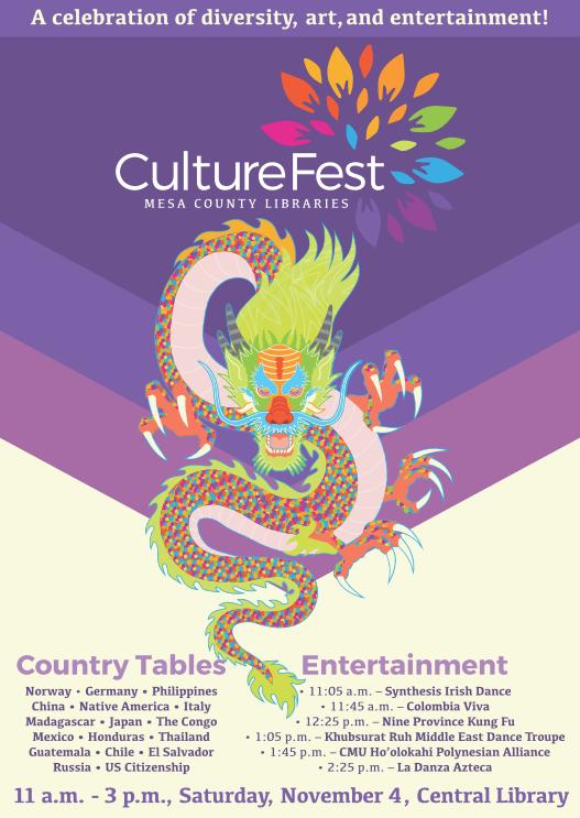 culture fest 2017 schedule