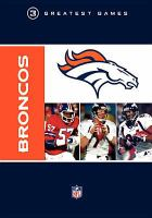 Broncos 3 Greatest Games, 2008