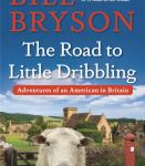 The cover of The Road to Little Dribbling by Bill Bryson