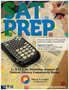SAT Prep 2016