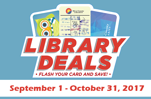 library deals