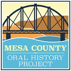 Mesa County Oral History Project Logo