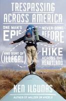 Trespassing Across America Book Cover