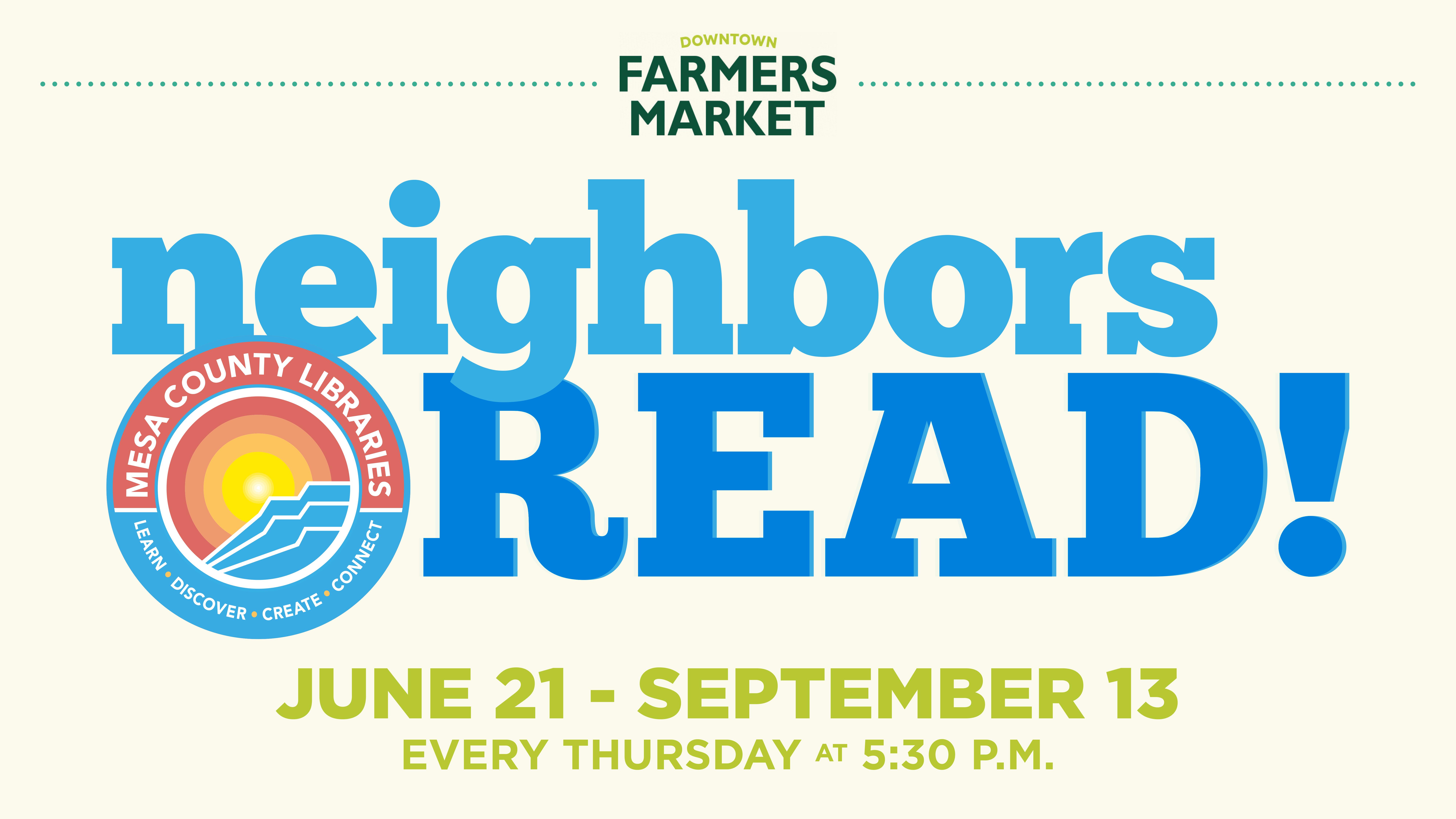 Neighbors Read logo