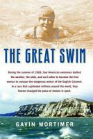 "Book cover for ""The Great Swim"""