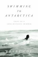 Book cover for Swimming to Antarctica