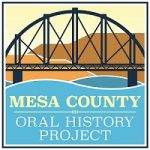photo of mesa county oral history project logo