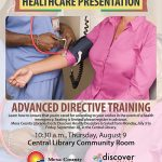 Advance Directives flier