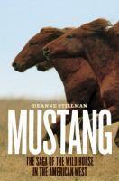"""""""Mustang"""" Book coer"""