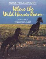 Where the wild horses roam book cover
