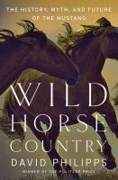 WIld Horse Country book cover