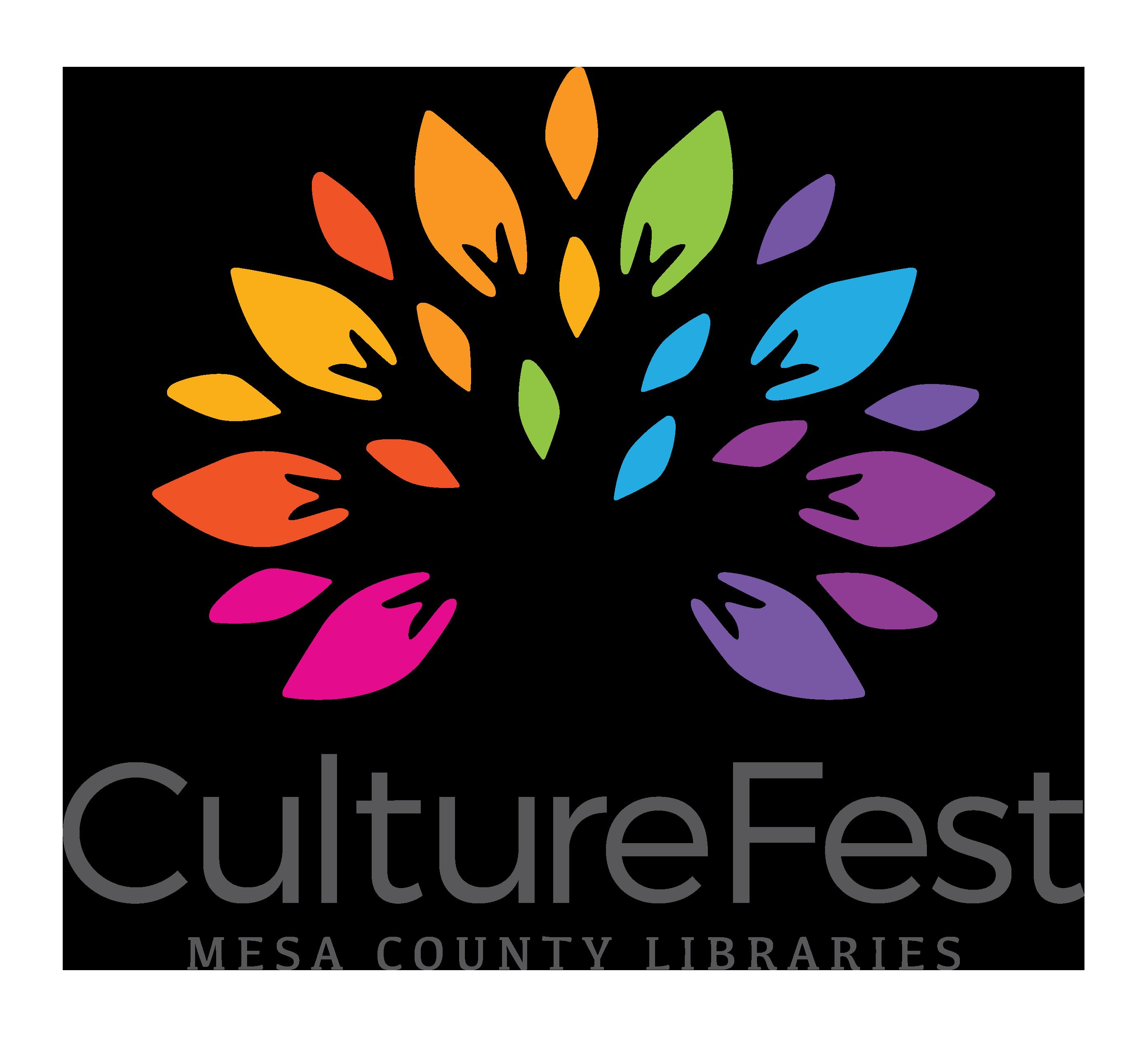 Colorful Culture Fest logo