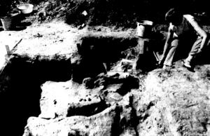 Paradox Valley re-excavation dig