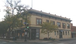 Reed Building photo in downtown Grand Junction.