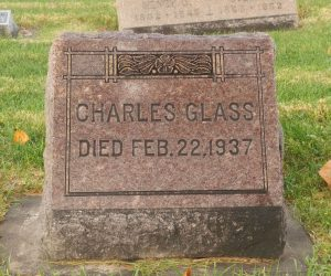 Charlie Glass's Grave