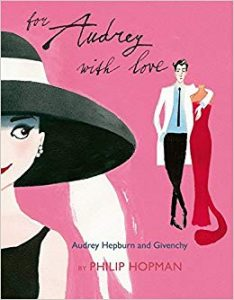 Audrey and Givenchy book