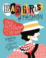 Bad girls of fashion book