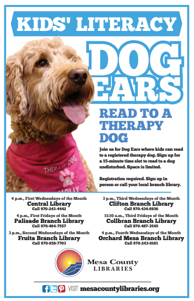 Kids Events – Mesa County Libraries
