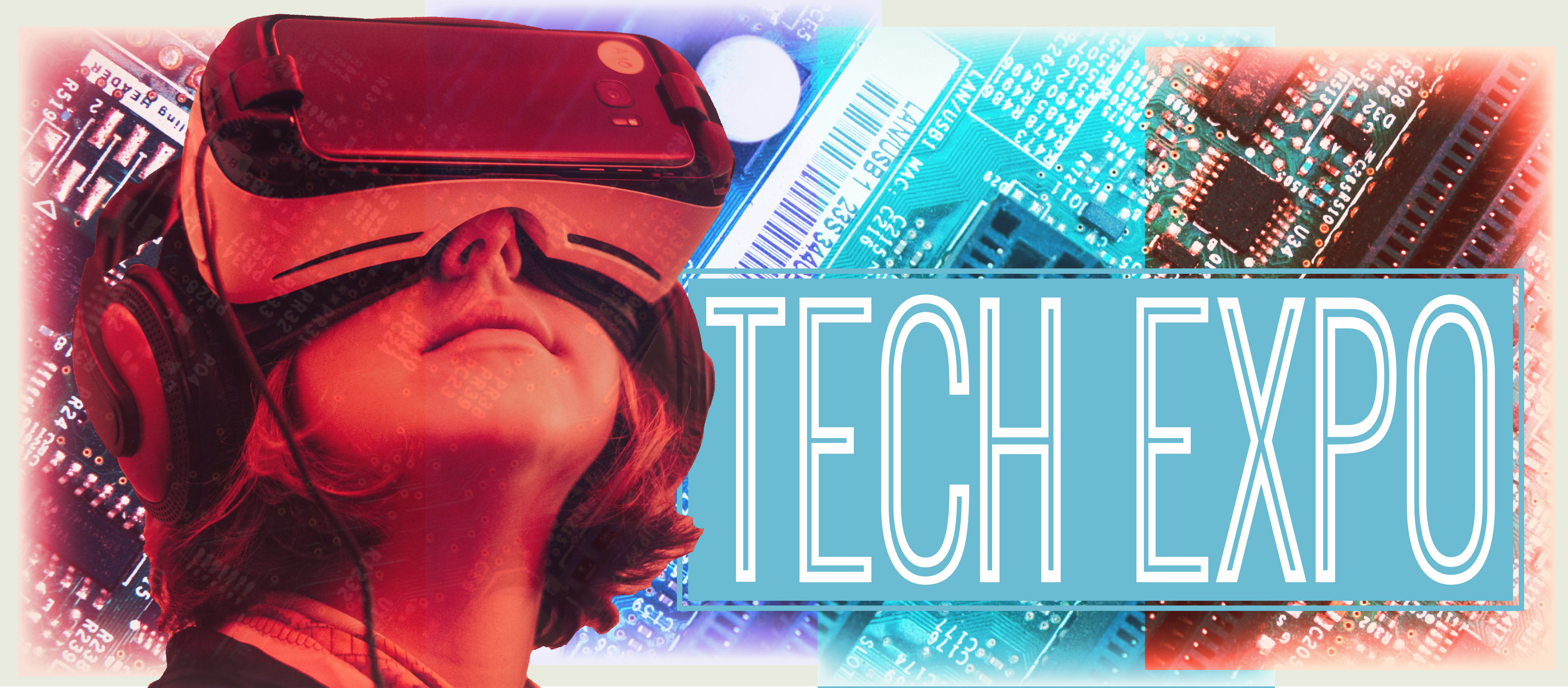 Tech Expo graphic