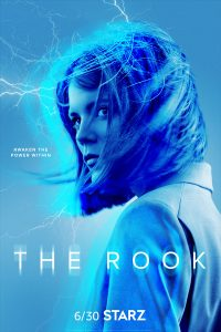 Rook TV Show Poster