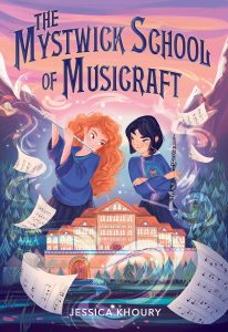 Mystwick School of Musicraft book cover