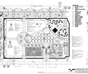 Discovery garden plan