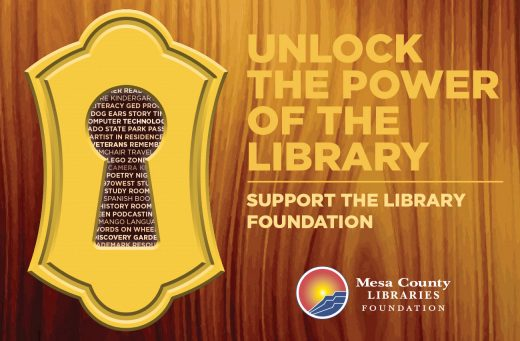 visit the library foundation page