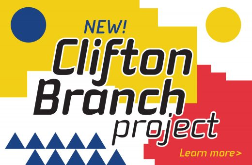 visit the clifton branch project page