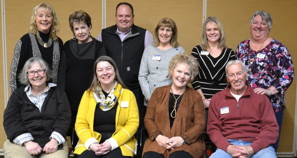 Mesa County Libraries Foundation Board, 2020