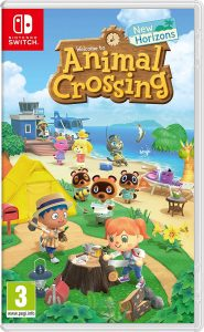 Animal Crossing Game Cover