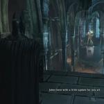 Batman Waiting for Joker