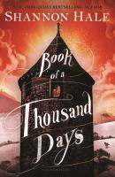 Book of a Thousand Days cover