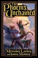 "The Cover of ""The Phoenix Unchained"""