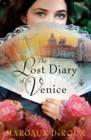 "Cover of ""The Lost Diary of Venice"""