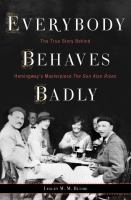 "Cover of ""Everybody Behaves Badly"""