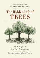 "Cover of ""The Hidden Life of Trees"""