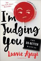 """The cover of """"I'm Judging You"""""""