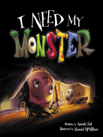 "Cover of ""I need my monster"""