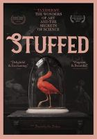 """DVD Cover image for """"Stuffed"""""""
