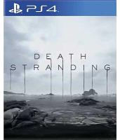 Link to Death Stranding video game in library catalog