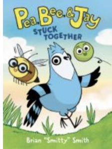 Cover image of Pea Bee & Jay