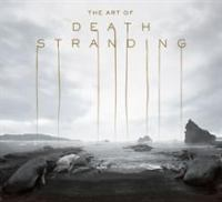 Link to The Art of Death Stranding book in library catalog