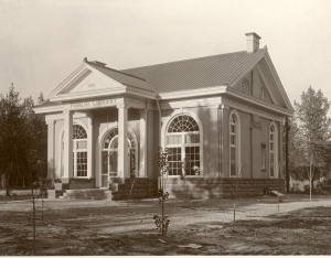 The Grand Junction Public Library in 1901.
