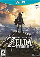 Breath of the Wild Game Cover