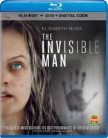 The Invisible Man DVD Cover