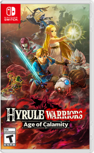 Hyrule Warriors: Age of Calamity Cover